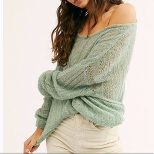 Free People Angel Soft Sweater NWT